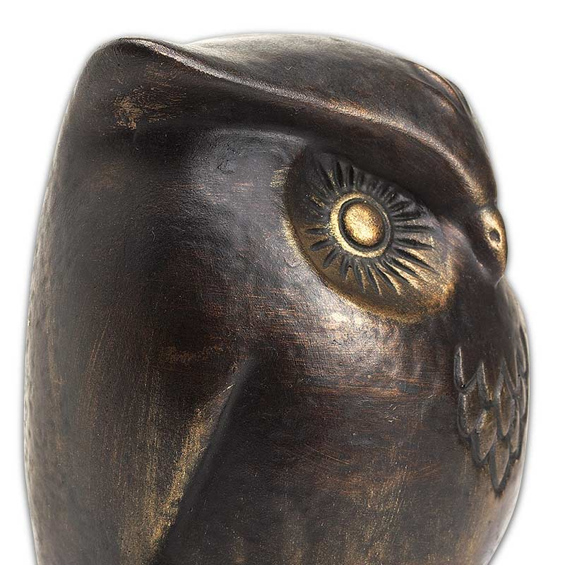 Wide Eyed Owl Bookends (set of 2)