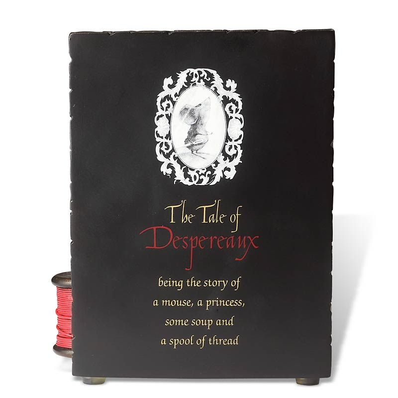 The Tale of Despereaux Bookend