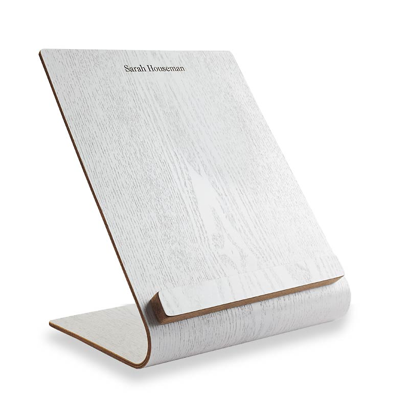 Electronic Stand - white