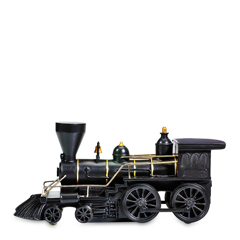 Civil War Train Bookend