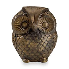 Wise Owl Bookends (set of 2)