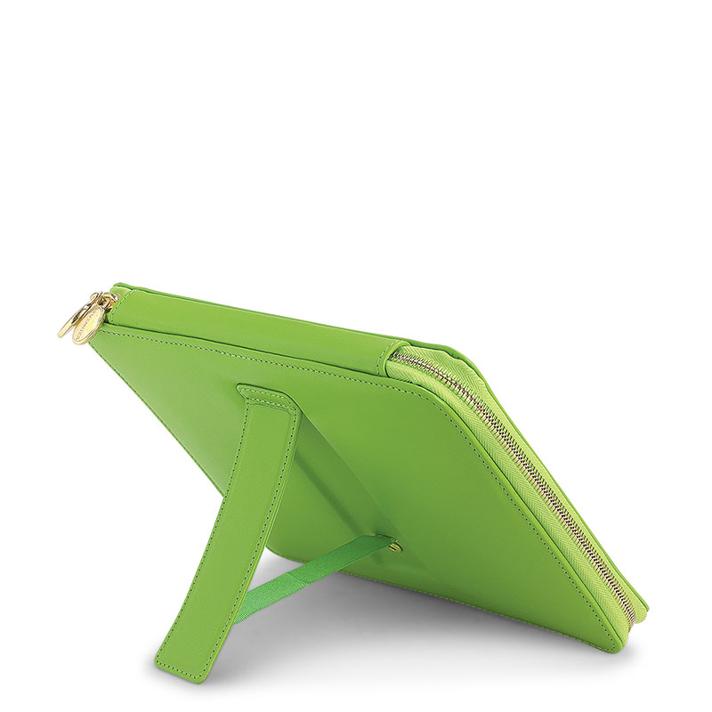 English iPad Stand, Green