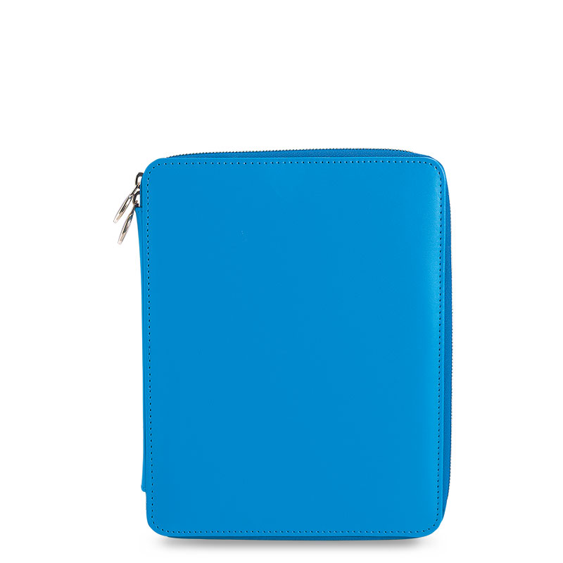 English iPad Stand, Bright Blue