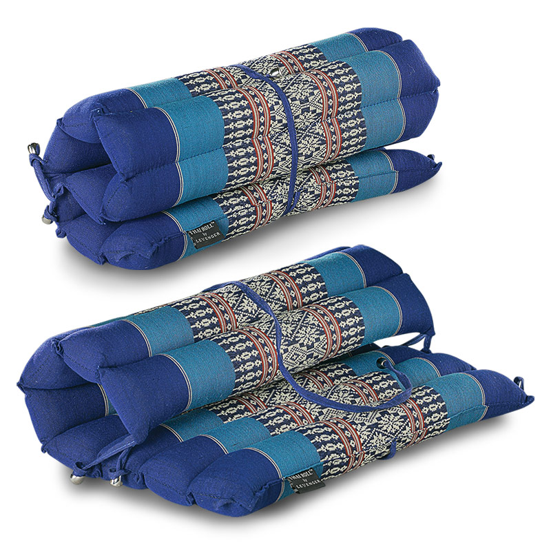 Thai Roll™, Blue/Cream