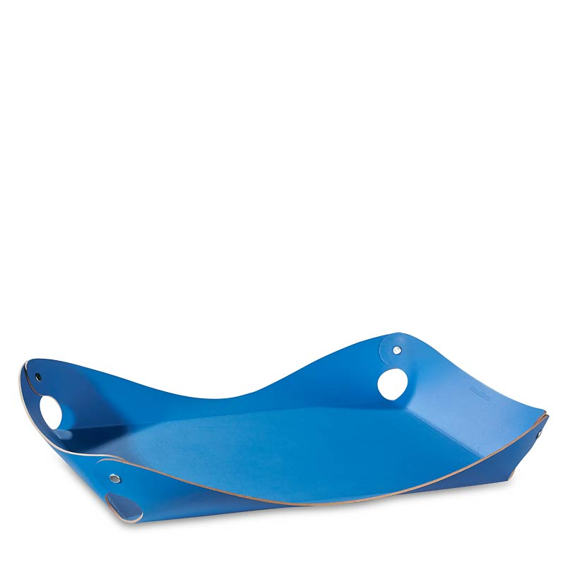 Curvilinear Paper Tray