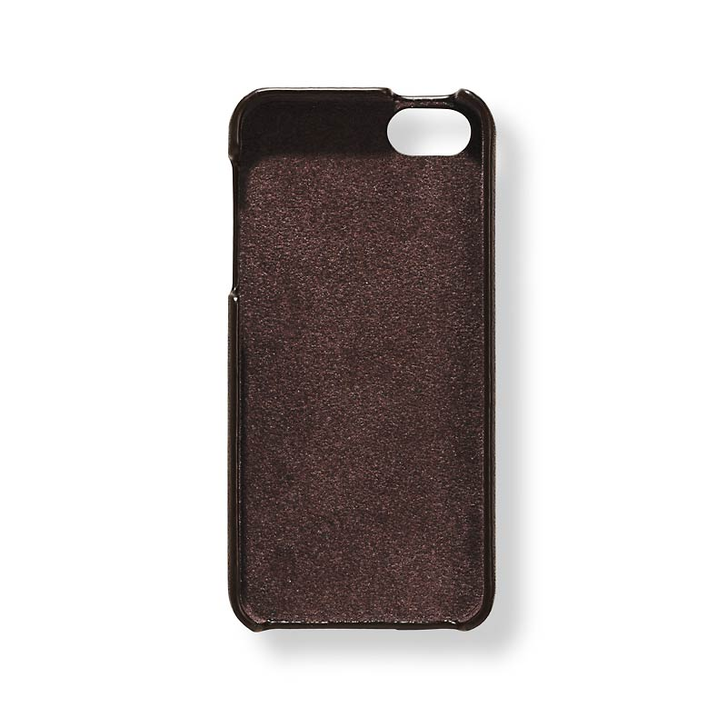 Bomber Jacket iPhone® 5 Case, Mocha
