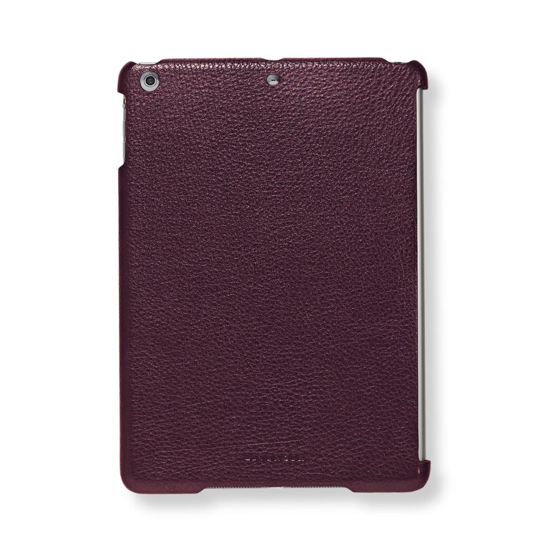Bomber Jacket iPad Air® Case, Oxblood
