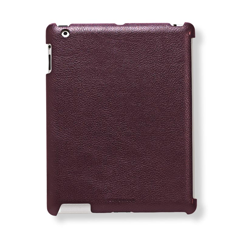 Bomber Jacket iPad® Case, Oxblood