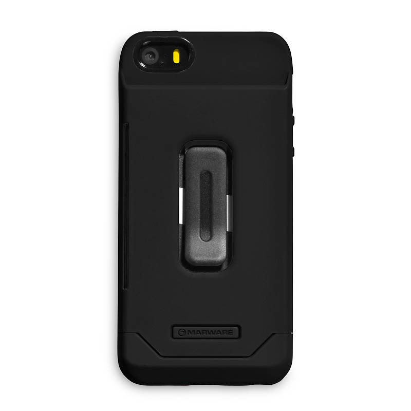 Stash iPhone® 5 Case, Black