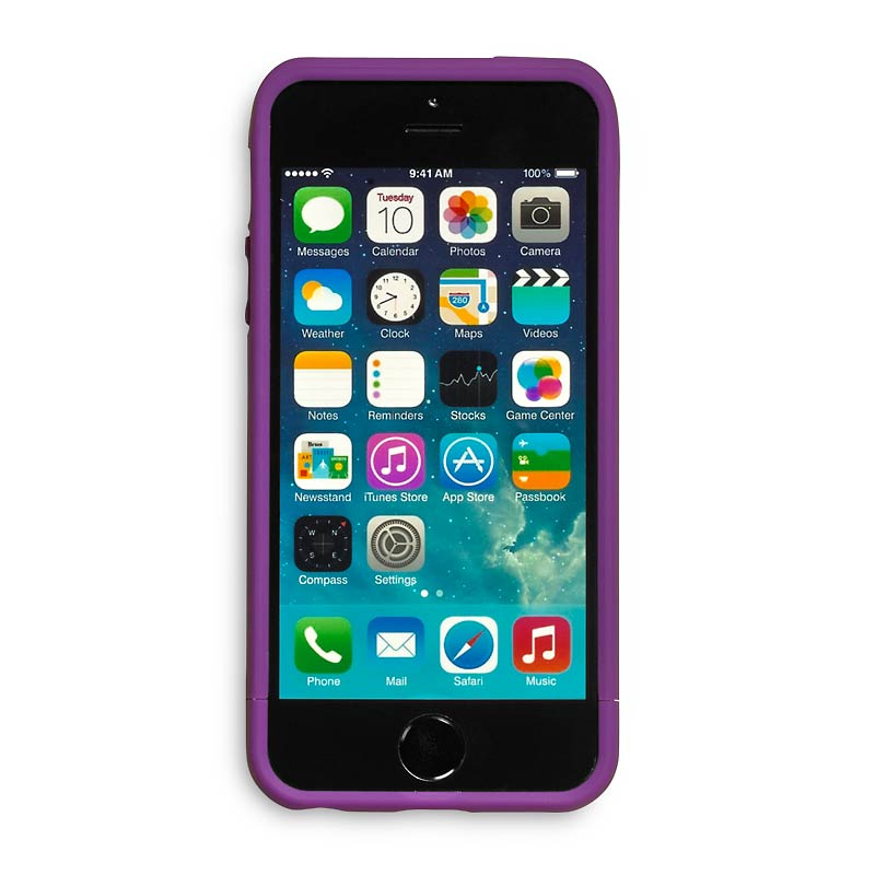 Stash iPhone® 5 Case, Purple