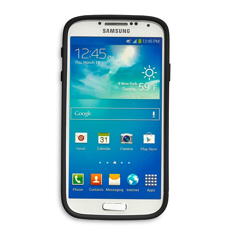Stash Samsung Galaxy S@4 Case, Black