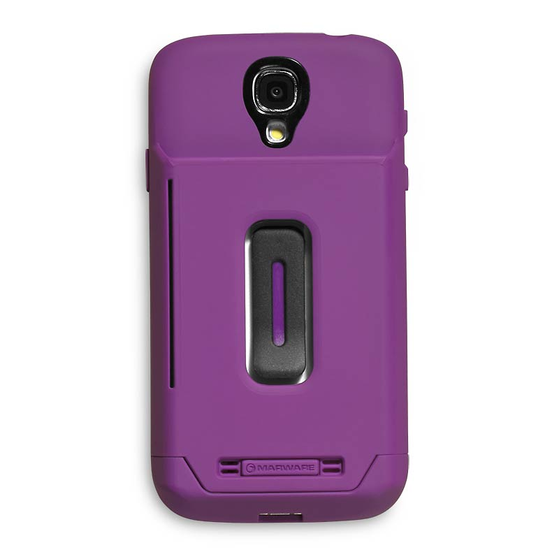 Stash Samsung Galaxy S@4 Case, Purple