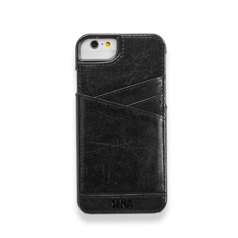 iPhone 6/6s Lugano Wallet BK