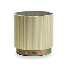 Fine Bluetooth Speaker, Gold
