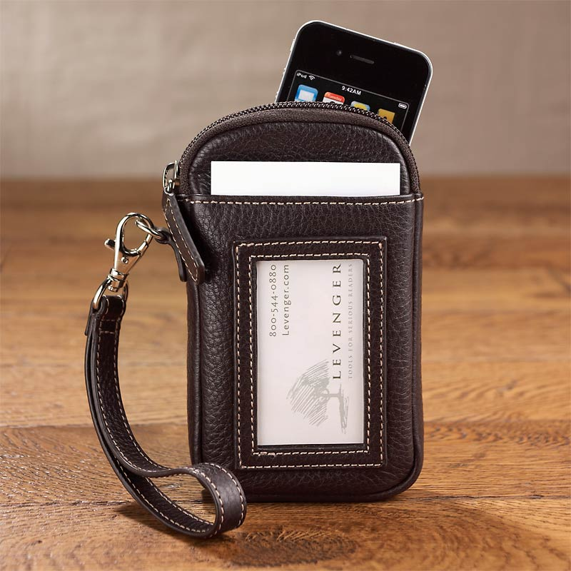 Bomber Jacket Electronics Phone/Note Case