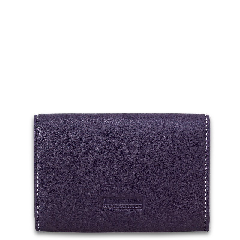 Carezza Tissue Case, Eggplant
