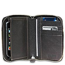 Bomber Jacket iPhone Wallet