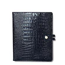 Abas for Levenger Convertible iPad Case, Navy