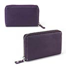 Carezza iPhone Wallet, Eggplant