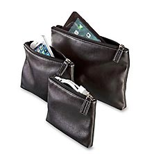 Tech Travel Pouches (set of 3)