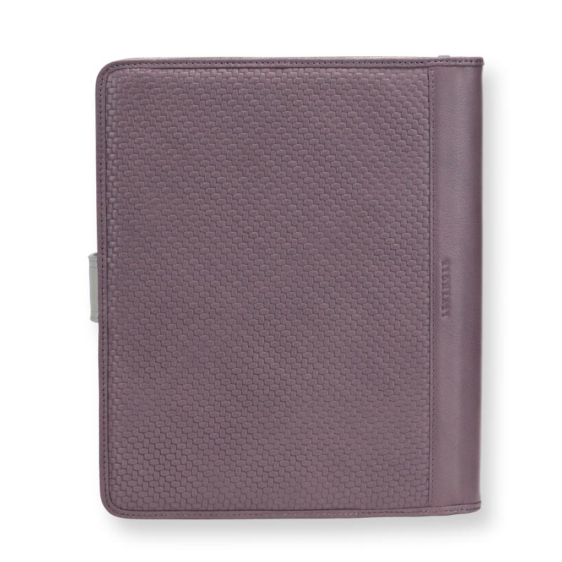 Tuscany iPad Case, Lavender/Grey