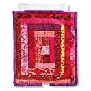 Haiti PeaceQuilts iPad Sleeve, Red