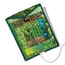 Haiti PeaceQuilts iPad Sleeve, Green