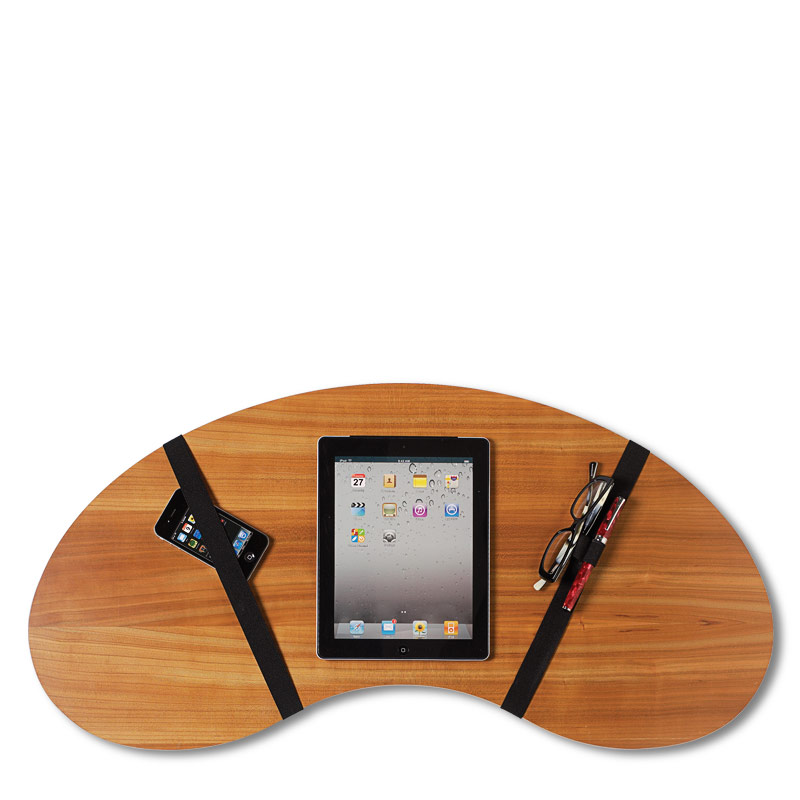 Levenger Lap Desk®, Natural Cherry