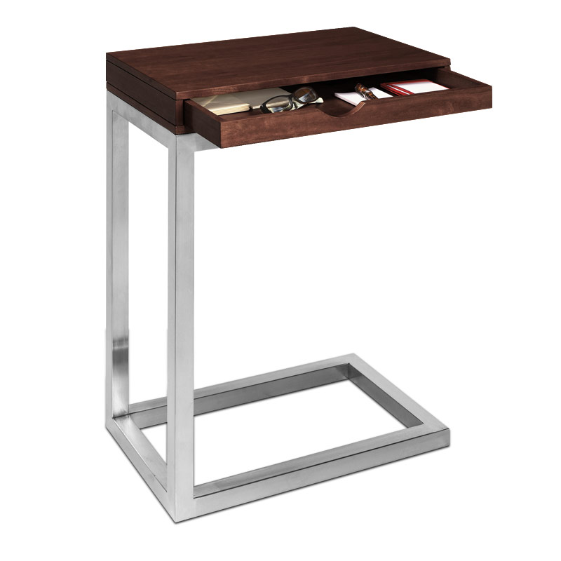 Room-for-My-Sidekick™ Table, Walnut