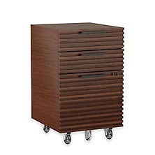 Corridor 3-Drawer Mobile File Pedestal