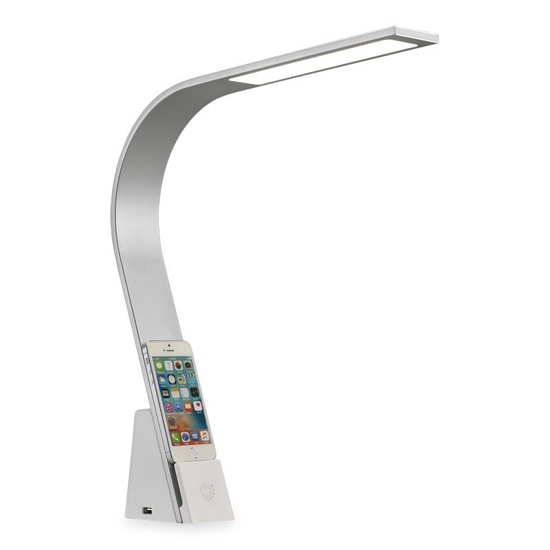 Brooklyn USB LED Light - Aluminum