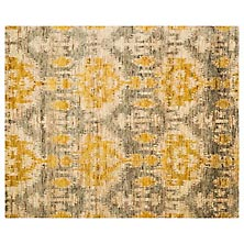 Xavier Rug - Grey/Gold