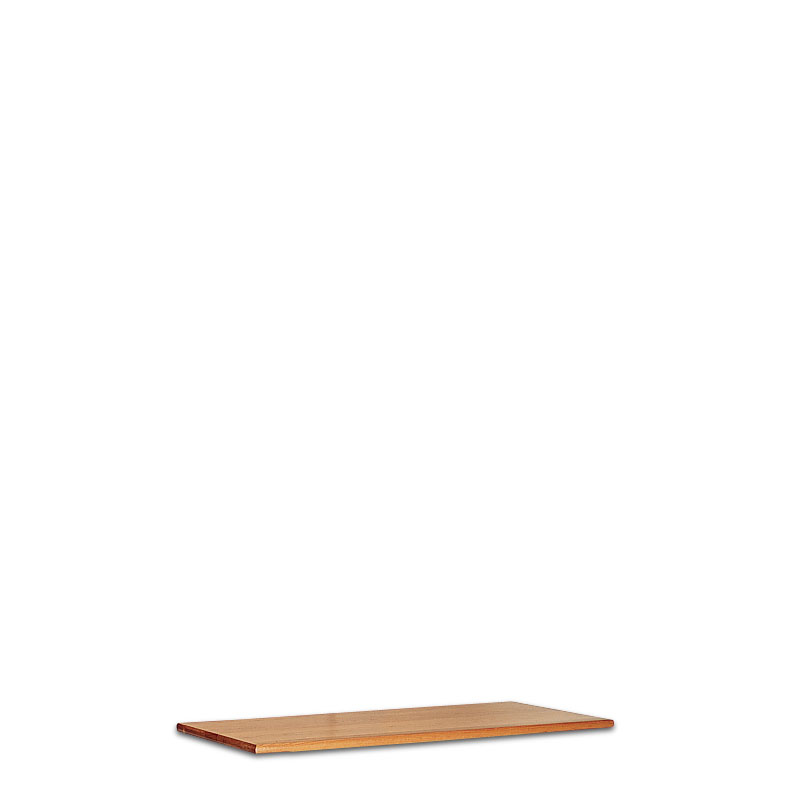 Stackable Lateral Top, Natural Cherry
