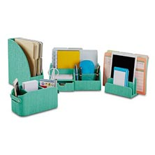 Sanibel Desk Set (set of 4) - Seafoam