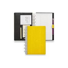 Sanibel Circa® Foldover Notebook - Lemon
