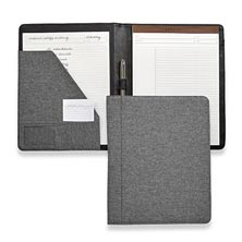 Bookcloth Folio - Gray