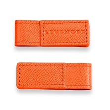 Snap-N-Store, Brights (set of 2) - Tangerine