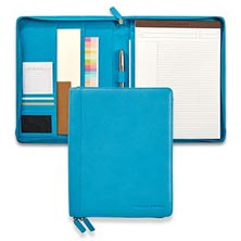 Simplicity Zip Folio - Pool