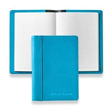 Stanley Leather Journal, Brights - Pool