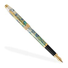 Cross Botanica Fountain Pen - Green
