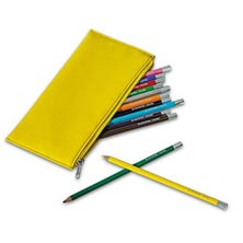 Palomino Blackwing Colors with No. 2 Pencil Case - Lemon