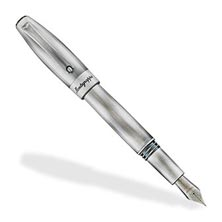 Montegrappa Fortuna Silver Fountain Pen