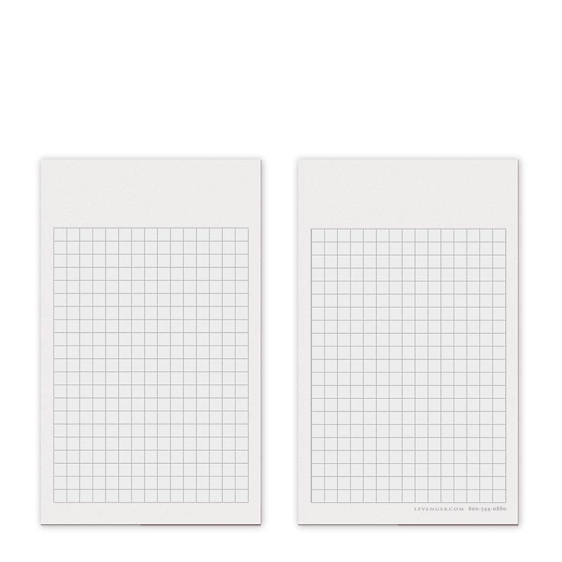 100 Special Request™ Shaded Grid 3 x 5 Cards
