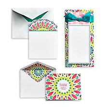 Geofabulous Stationery Set