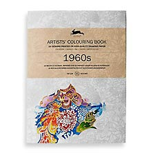 Artists' Colouring Book – 1960s