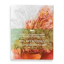 Artists' Colouring Book – Still Life Bouquets