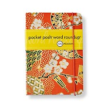 Pocket Posh Puzzlebook – Word Roundup