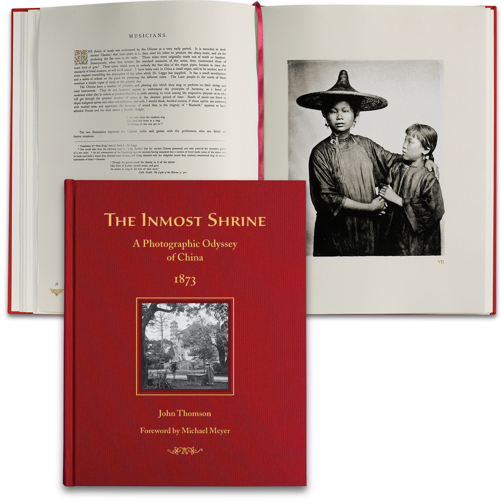 The Inmost Shrine: A Photographic Odyssey of China, 1873