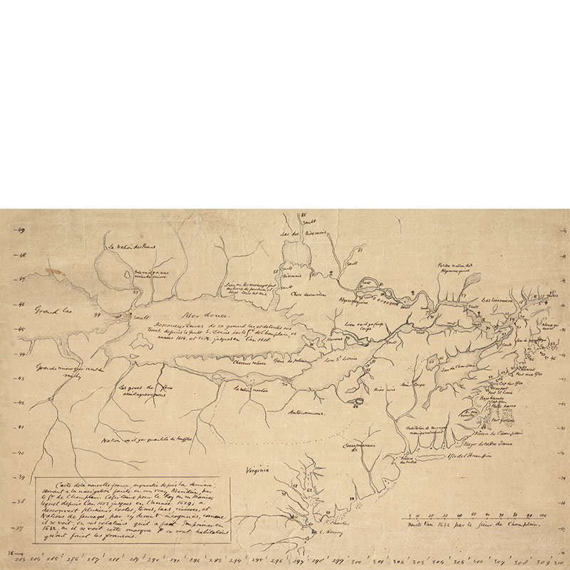 Thoreau on Cape Cod: His Journeys and the Lost Maps