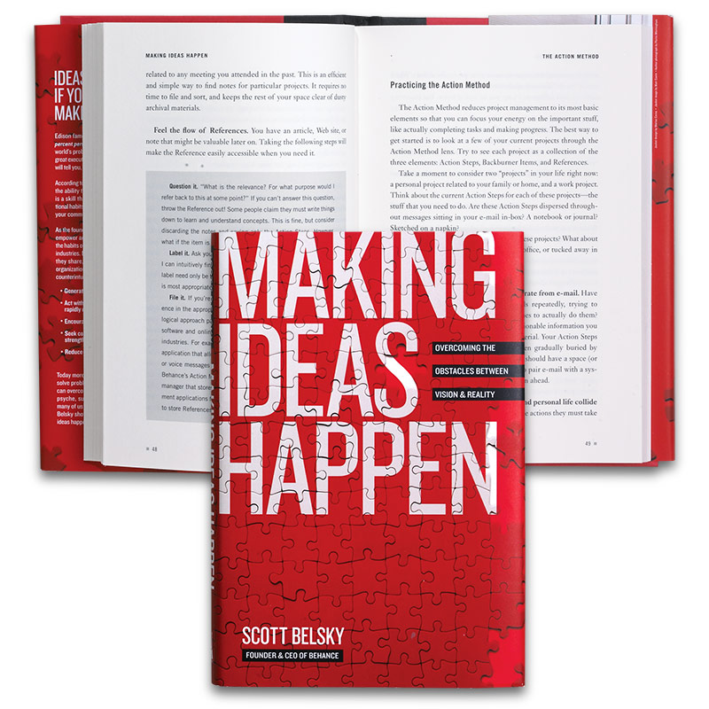 Signed Edition, Making Ideas Happen